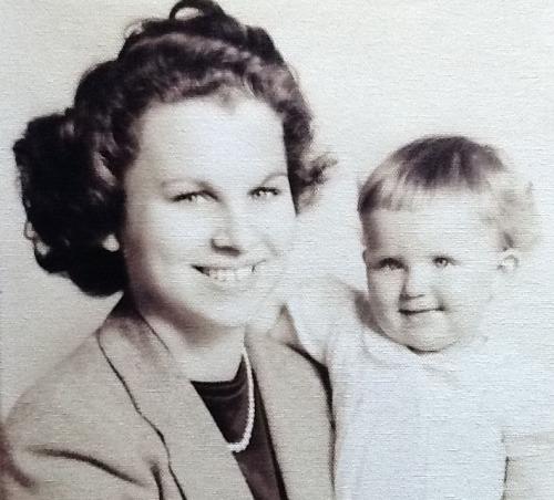 Mom and Me.....