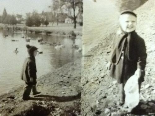 GREENLAKE... THANKSGIVING 1948