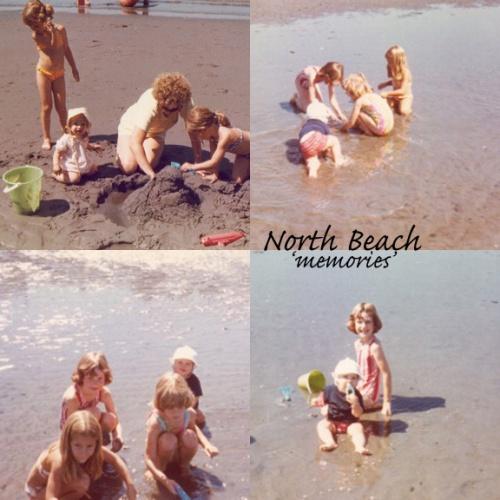 north beach collage