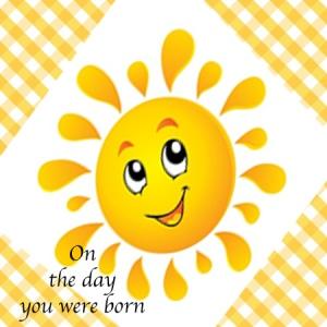 gingham sunshine